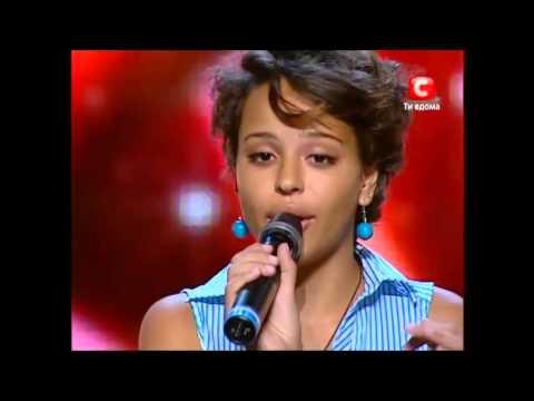 Видео, Halo Beyonce - Suzanna Abdulla X Factor Ukraine Украина