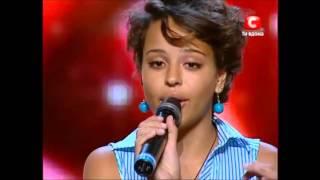 Halo Beyonce - Suzanna Abdulla X Factor Ukraine (Украина)