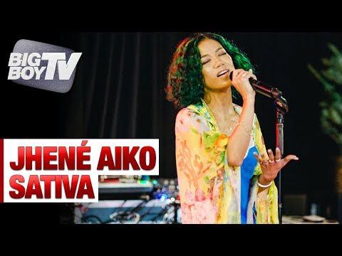 Jhené Aiko Performs 'Sativa' | Big Boy's Backstage w/ Jhené Aiko