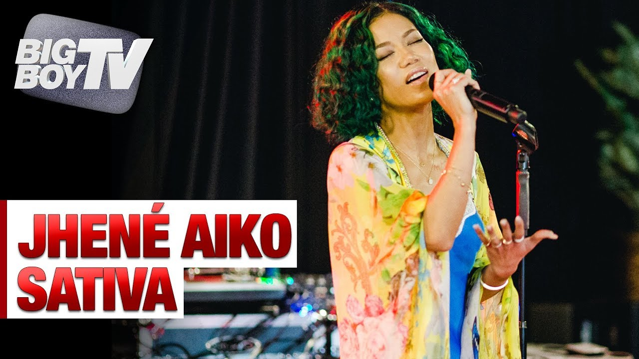 Download Jhené Aiko Performs 'Sativa' | Big Boy's Backstage w/ Jhené Aiko