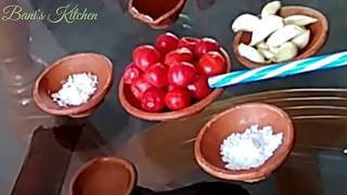 🌶️🌶️🌶️ Red Chilli Achari Chatni 🌶️🌶️🌶️