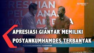 Gianyar Bali Memiliki POSYANKUMHAMDES Terbanyak!