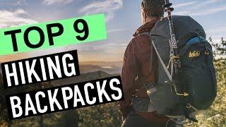 BEST 9: Hiking Backpacks 2018