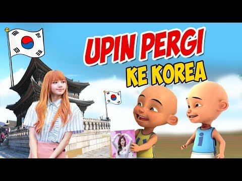 Upin Ipin Pergi Ke Korea Ketemu Lisa Blackpink GTA Lucu