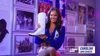 2019 Dallas Cowboys Cheerleaders - My Cause My Boots