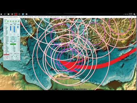 3/19/2018 -- Earthquake information blackout? Agencies ignoring each other? Seismic unrest brewing?