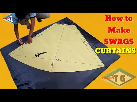 how to make basic curtains 2