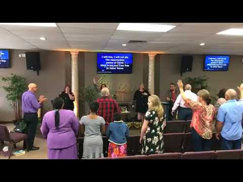 Sunday Morning Service Check us out at www anewlifechurch org