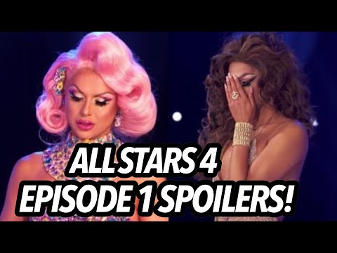 All Stars 4 Episode 1 SPOILERS