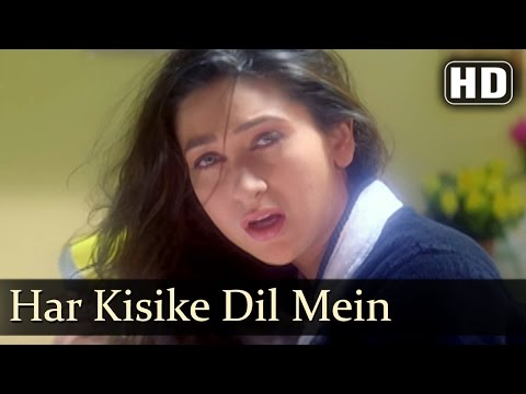 Har Kisike Dil Mein   Haan Maine Bhi Pyaar Kiya   Abhishek Bachchan   Karishma Kapoor  Filmigaane