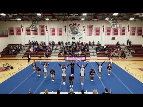 Chancellor High School at Battlefield District Tournament 2018