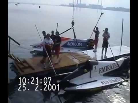 Kurnia Sehati Video-F1 UIM World Championship Power Boat 2001