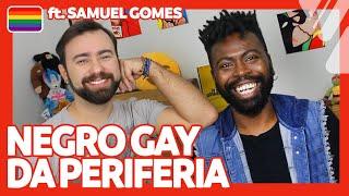 Negro Gay ex-Evangélico da Periferia de SP ft. Guardei no Armário | Viaja Bi!