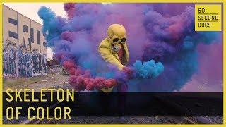Skeleton of Color | Butch Locsin // 60 Second Docs