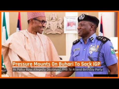Nigeria News Today: Pressure Mounts On Buhari To Sack IGP Idris Over Benue Fiasco (13/03/2018)