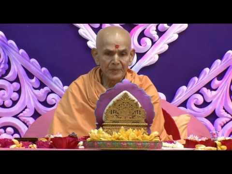 Mahantswami Maharaj Puja darshan at Mumbai
