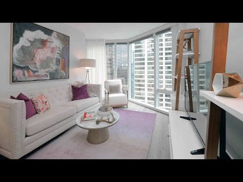 Tour a Streeterville 1-bedroom at the exciting new Moment apartments