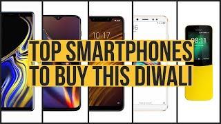Top smartphones to buy this Diwali