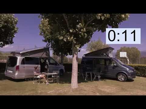 COMPARATIVA VOLKSWAGEN CALIFORNIA VS MERCEDES BENZ MARCO POLO