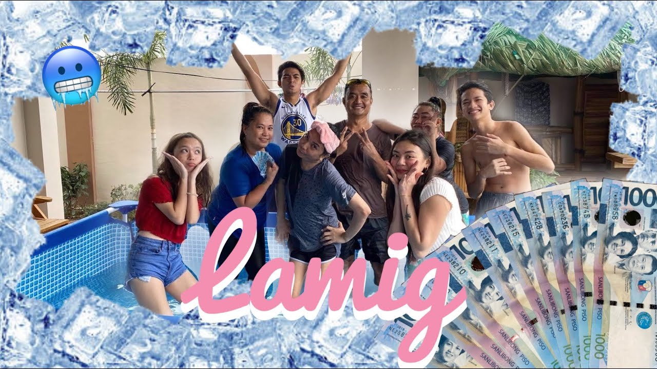 LAST TO LEAVE THE ICED-POOL WINS 10,000 PESOS