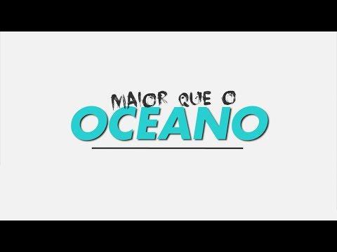 Banda Ego - Maior Que o Oceano (Lyric Vídeo)
