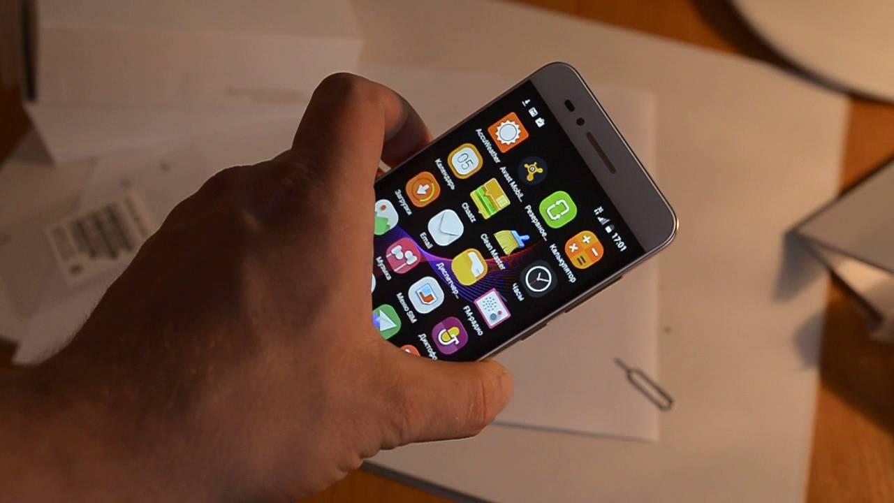 ZTE Blade X3 - Обзор смартфона с 4000мАч аккумулятором - YouTube