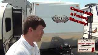 NEW 2012 Viking 13K Travel Trailer | Mount Comfort RV