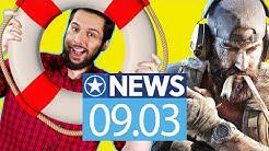 Breakpoint: Ubisoft stampft Raid ein um Spiel zu retten - News