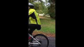 Mom's 84th Birthday Bicycle Ride