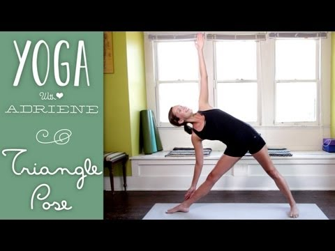 Triangle Pose   Trikonasana   Foundations of Yoga