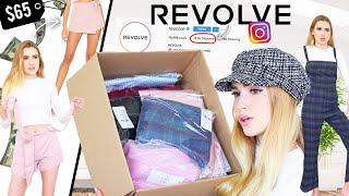 Trying My First Instagram Brand.. REVOLVE HUGE HAUL $2000!! is it worth it?