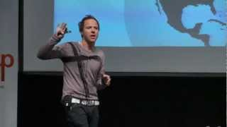 Ryan Smith (Qualtrics) at Startup Grind 2013