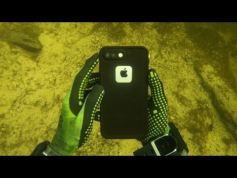 I Found a Working JUUL and iPhone Underwater While Scuba Diving! (Worlds Fastest Underwater Scooter)