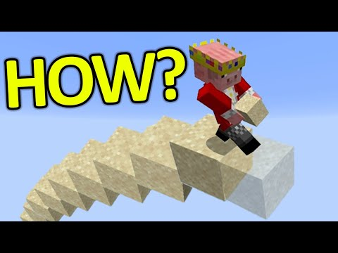 Minecraft but nothing goes wrong #7