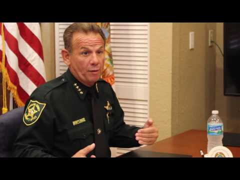 Sheriff Candidate Interview