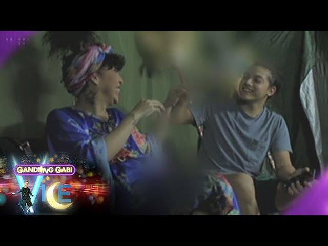 GGV: Vice Ganda pranks Daniel Padilla and Karla Estrada