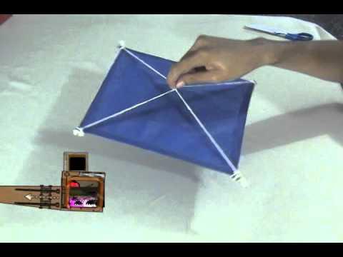 Tutorial como hacer un papagayo hazlo tu mismo youtube for Como hacer criadero de truchas