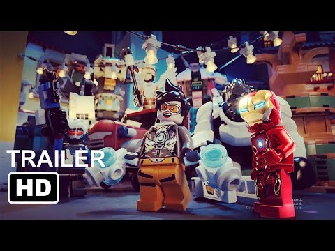 The Lego Movie 3 Trailer Fan Made Youtube