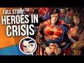 Gambar cover Heroes in Crisis