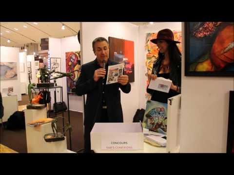 Tirage au Sort - Galerie SAB'S CONNEXIONS Au salon ART SHOPPING 2015