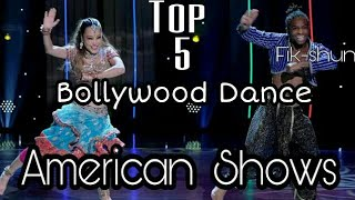top 5 bollywood dance by foreigners indian dance in american shows