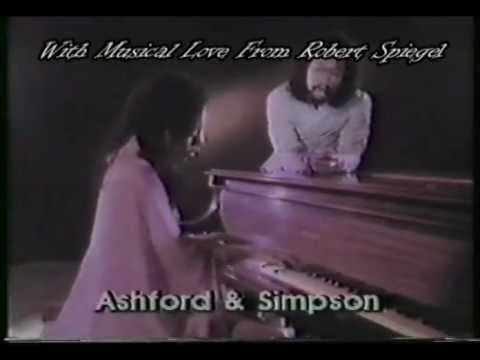 "Ashford & Simpson - ""Is It Still Good To Ya"", RARE Promo (1978)"