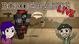 #FTKFriday! Borderlands! ACTION & ADVENTURE!