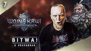 Bitwa o Dravograd #7 Wojna Krwi: Wiedźmińskie Opowieści zagrajmy z GOG.com