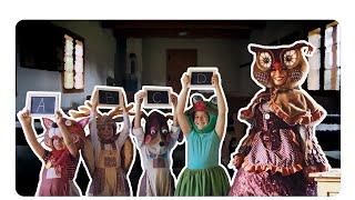 fíha tralala official videoclips pesničky pre deti bac bac bum bac