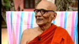 most ven. Rerukane Chandawimala Thero- Interview and Funeral