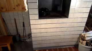 видео Как оштукатурить печь: материалы, инструменты, раствор