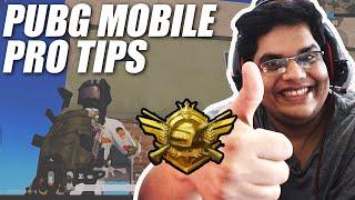 Tips To Reach Conqueror Tier by Asia's #1  Conqueror Player - PubG Mobile