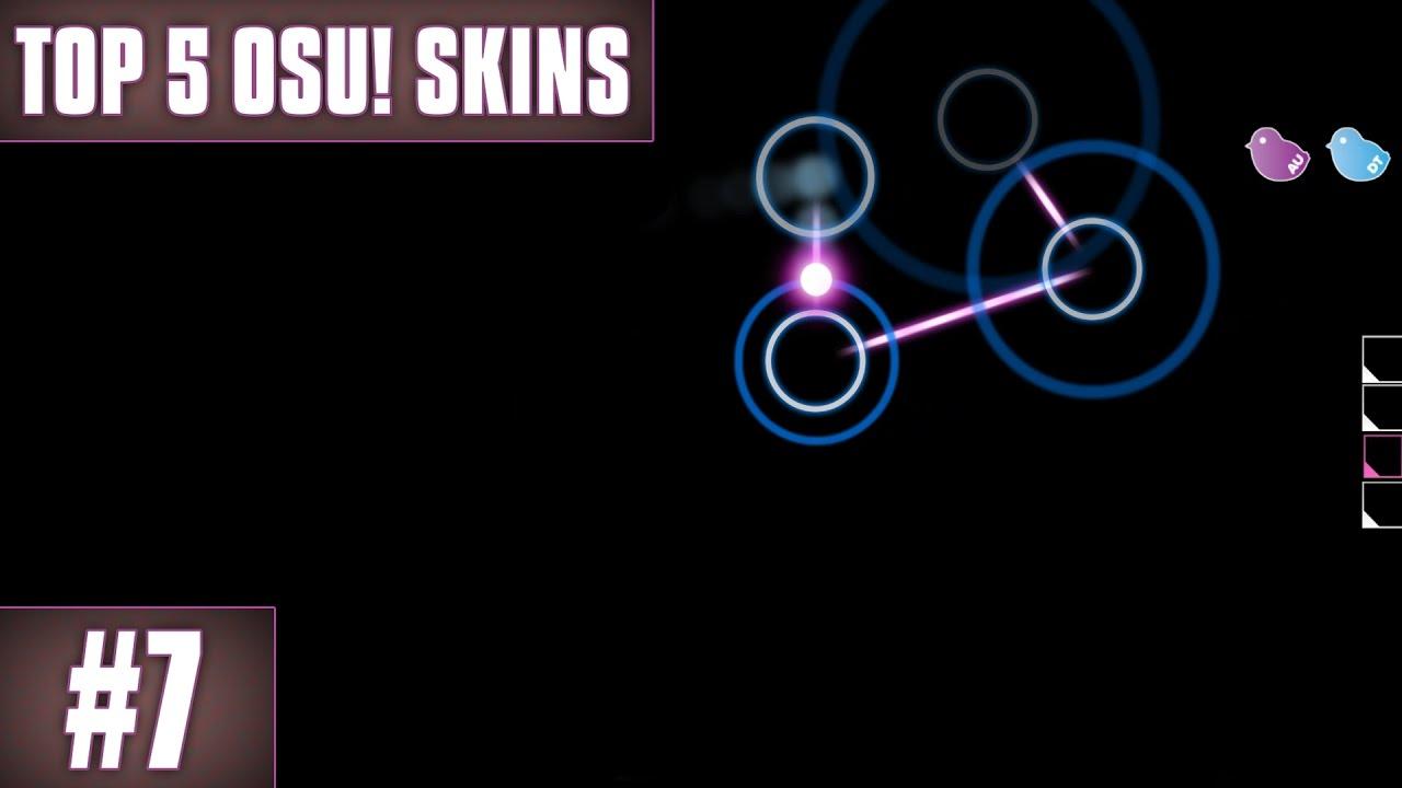 Top 5 osu! Skins [Week 7]