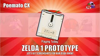 The Legend of Zelda Prototype